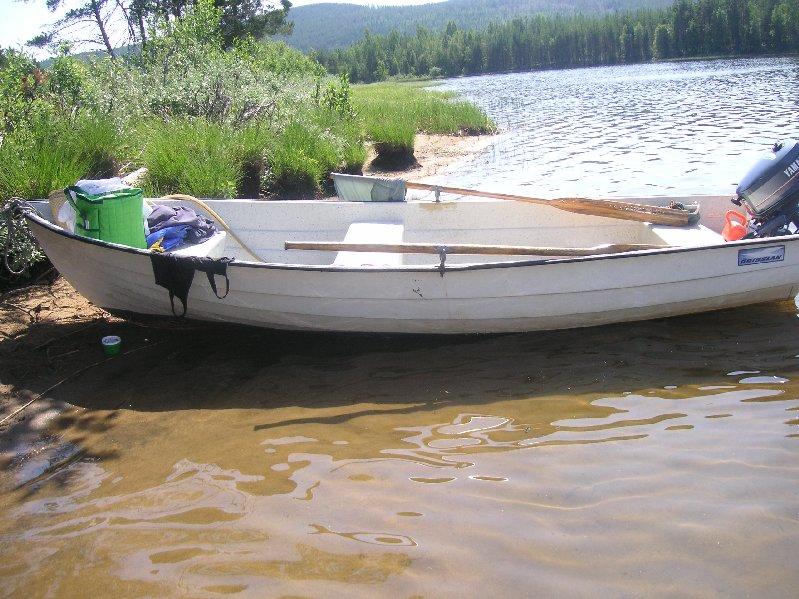 Gamla båten.